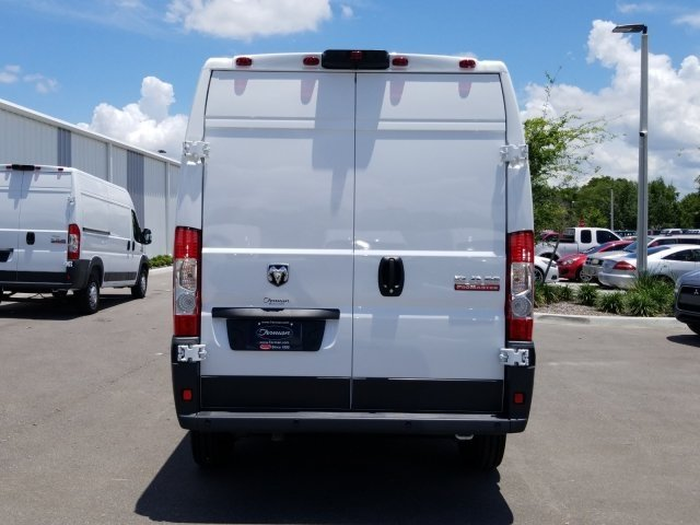 2018 ProMaster 2500 High Roof 4x2,  Empty Cargo Van #CD11517 - photo 5