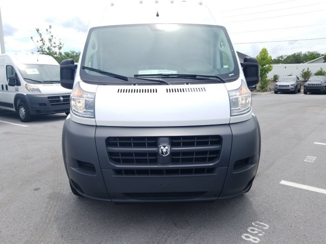2018 ProMaster 1500 High Roof FWD,  Empty Cargo Van #CD11563 - photo 3