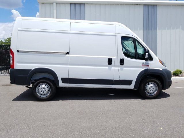 2018 ProMaster 1500 High Roof FWD,  Empty Cargo Van #CD11564 - photo 4