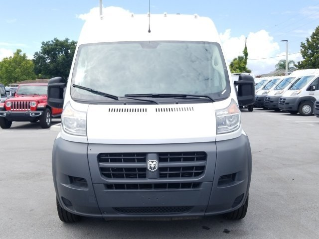 2018 ProMaster 3500 High Roof FWD,  Empty Cargo Van #CD11706 - photo 3