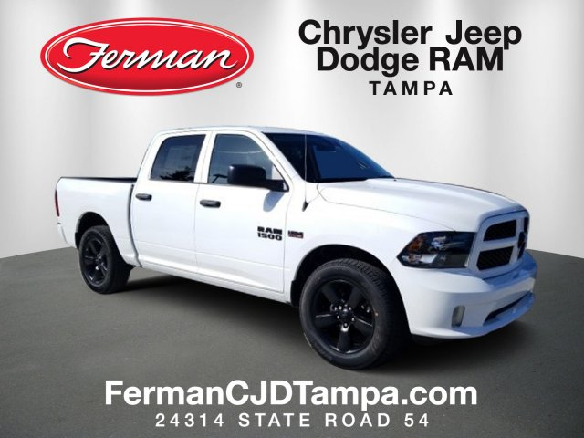2018 Ram 1500 Crew Cab 4x2,  Pickup #CD12173 - photo 1