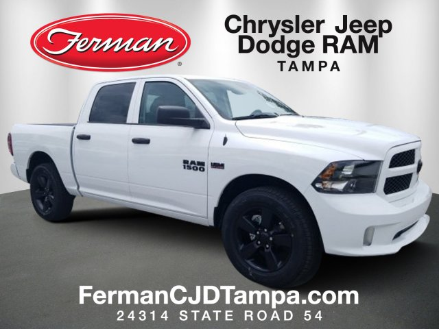 2018 Ram 1500 Crew Cab 4x2,  Pickup #CD12174 - photo 1