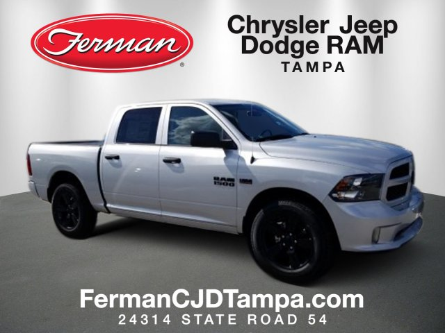 2018 Ram 1500 Crew Cab 4x2,  Pickup #CD12186 - photo 1