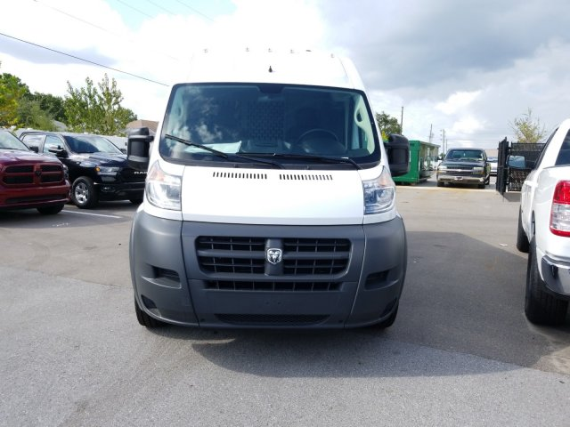 2018 ProMaster 2500 High Roof FWD,  Upfitted Cargo Van #CD12238 - photo 3