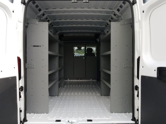 2018 ProMaster 2500 High Roof FWD,  Upfitted Cargo Van #CD12238 - photo 2