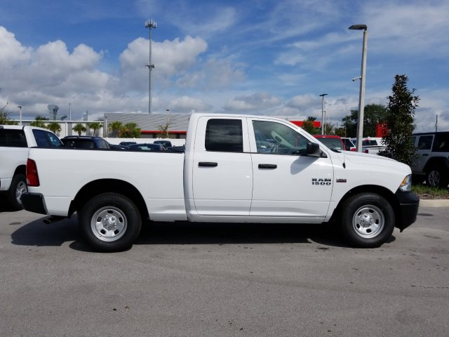 2018 Ram 1500 Quad Cab 4x2,  Pickup #CD12242 - photo 4