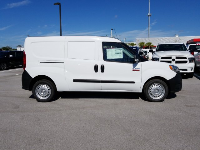 2018 ProMaster City FWD,  Empty Cargo Van #CD12245 - photo 4