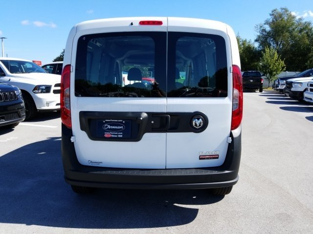 2018 ProMaster City FWD,  Empty Cargo Van #CD12245 - photo 5