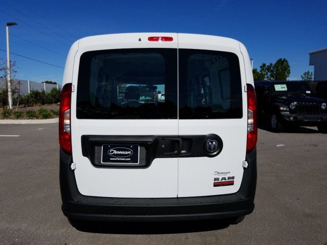 2018 ProMaster City FWD,  Empty Cargo Van #CD12608 - photo 5