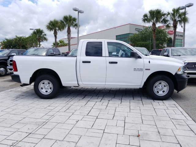 2018 Ram 1500 Quad Cab 4x4,  Pickup #CD20012 - photo 4