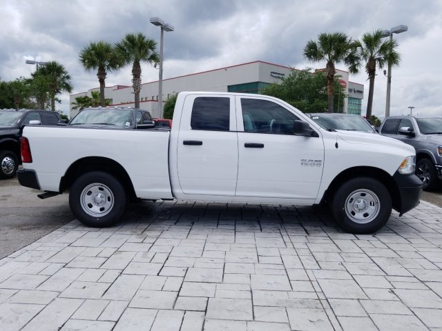 2018 Ram 1500 Quad Cab 4x4,  Pickup #CD20027 - photo 4