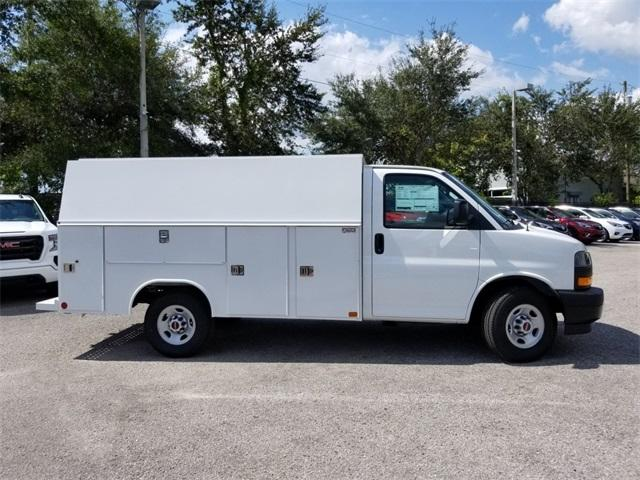 2019 Savana 3500 4x2, Reading RVSL Service Utility Van #GK505 - photo 3