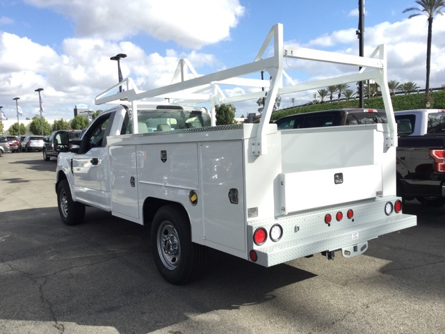 2017 F-350 Regular Cab, Scelzi Crown Service Service Body #172728 - photo 2