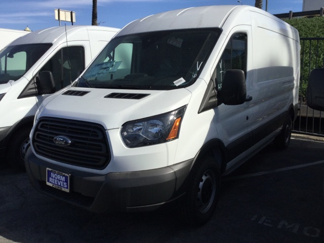 2017 Transit 250 Med Roof, Adrian Steel Upfitted Van #172786 - photo 4