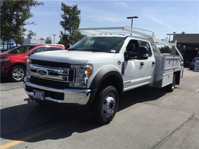 2017 F-550 Crew Cab DRW, Contractor Body #172964 - photo 1