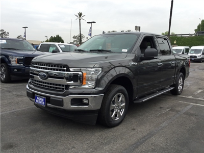 2018 F-150 SuperCrew Cab 4x2,  Pickup #180101 - photo 1