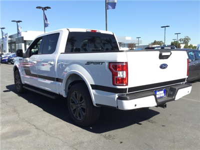 2018 F-150 SuperCrew Cab 4x2,  Pickup #180192 - photo 2