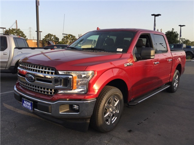 2018 F-150 SuperCrew Cab,  Pickup #180345 - photo 1