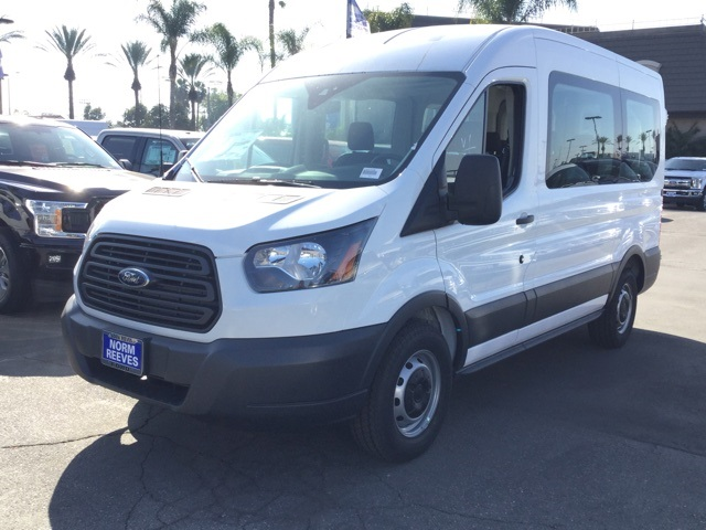 2018 Transit 150 Med Roof, Passenger Wagon #180445 - photo 1
