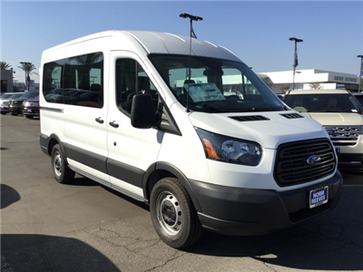 2018 Transit 150 Med Roof, Passenger Wagon #180445 - photo 3