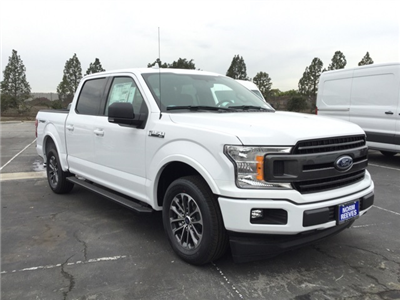 2018 F-150 SuperCrew Cab, Pickup #180457 - photo 3