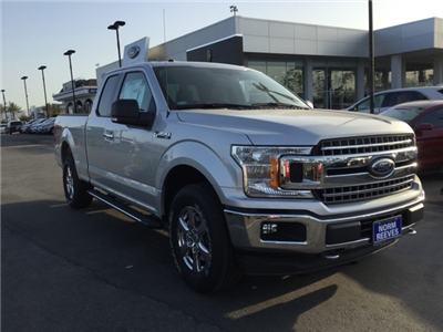 2018 F-150 Super Cab 4x4,  Pickup #180538 - photo 3