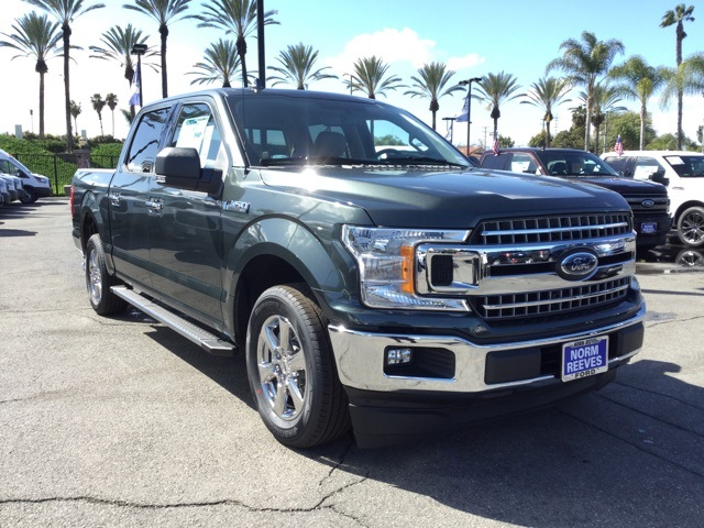 2018 F-150 SuperCrew Cab 4x2,  Pickup #180593 - photo 3
