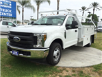 2018 F-350 Regular Cab DRW,  Scelzi Contractor Body #180675 - photo 1