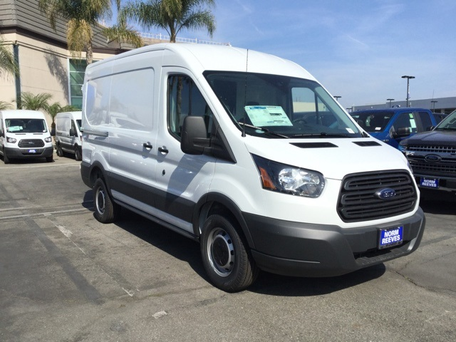 2018 Transit 250 Med Roof, Upfitted Van #180767 - photo 4