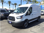 2018 Transit 250 Med Roof, Upfitted Van #180767 - photo 1