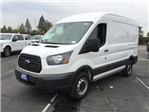 2018 Transit 250 Med Roof, Adrian Steel Upfitted Van #180769 - photo 1
