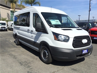 2018 Transit 350 Med Roof 4x2,  Passenger Wagon #180900 - photo 1