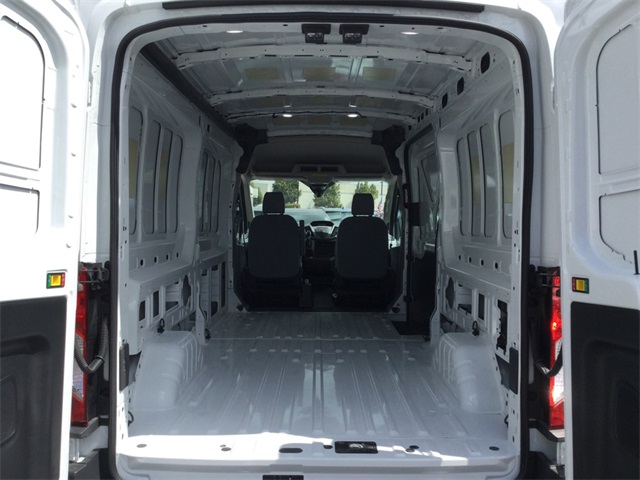 2018 Transit 250 Med Roof 4x2,  Empty Cargo Van #180914 - photo 2