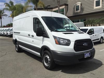 2018 Transit 250 Med Roof 4x2,  Empty Cargo Van #180914 - photo 3