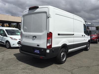 2018 Transit 250 Med Roof 4x2,  Empty Cargo Van #180914 - photo 4