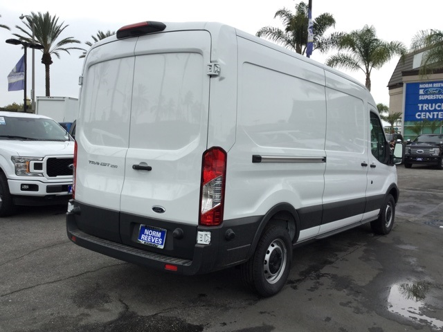 2018 Transit 250 Med Roof 4x2,  Upfitted Cargo Van #180929 - photo 4