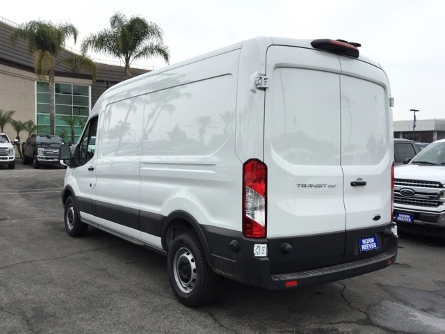 2018 Transit 250 Med Roof 4x2,  Upfitted Cargo Van #180929 - photo 5