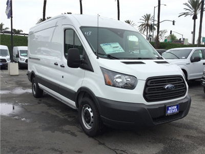 2018 Transit 250 Med Roof,  Upfitted Cargo Van #180929 - photo 3