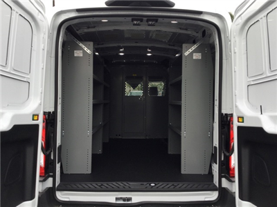 2018 Transit 250 Med Roof,  Upfitted Cargo Van #180929 - photo 2