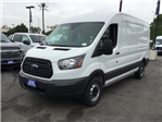 2018 Transit 250 Med Roof 4x2,  Upfitted Cargo Van #180929 - photo 1