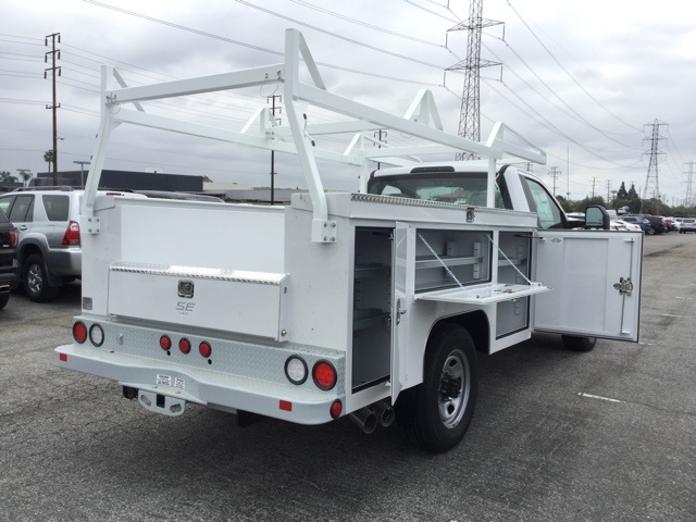 2018 F-350 Regular Cab 4x2,  Scelzi Service Body #180937 - photo 4