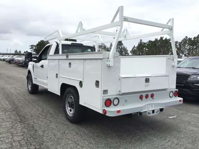 2018 F-350 Regular Cab 4x2,  Scelzi Signature Service Body #180937 - photo 2