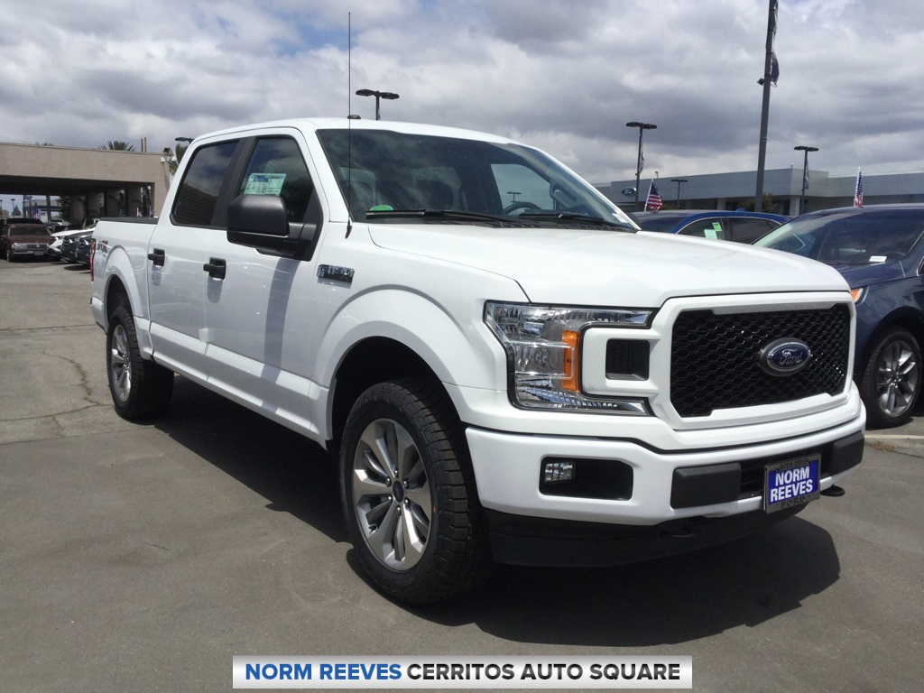 2018 F-150 SuperCrew Cab 4x4,  Pickup #181045 - photo 3