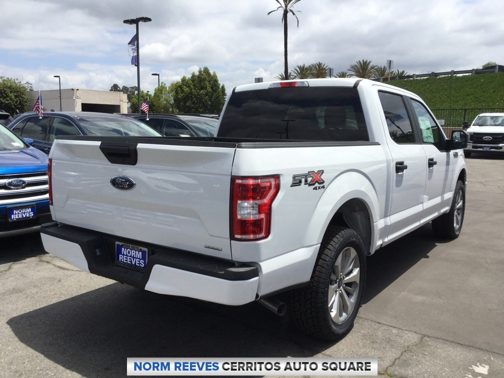 2018 F-150 SuperCrew Cab 4x4,  Pickup #181045 - photo 4