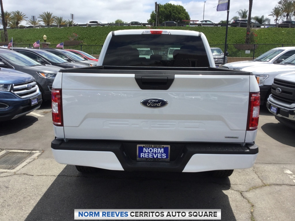 2018 F-150 SuperCrew Cab 4x4,  Pickup #181045 - photo 5