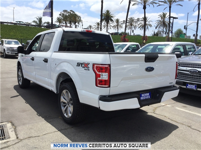 2018 F-150 SuperCrew Cab 4x4,  Pickup #181045 - photo 2