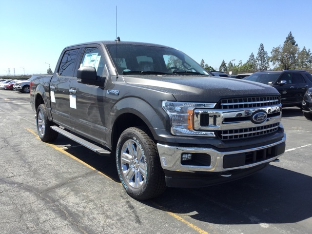 2018 F-150 SuperCrew Cab 4x4, Pickup #181069 - photo 3