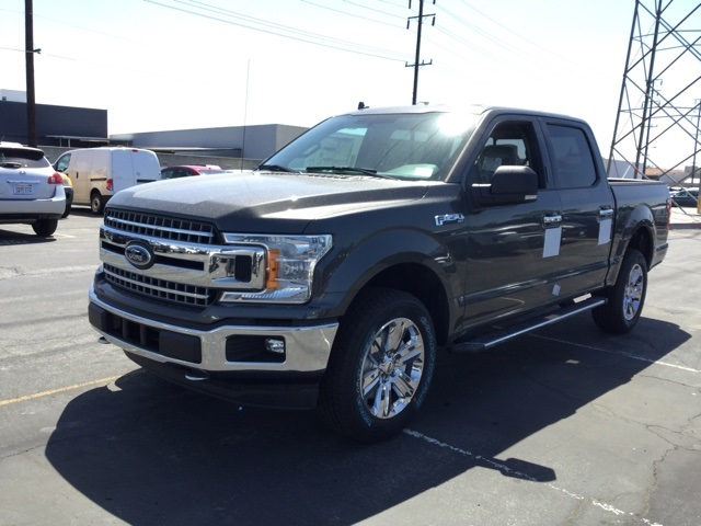 2018 F-150 SuperCrew Cab 4x4, Pickup #181069 - photo 1