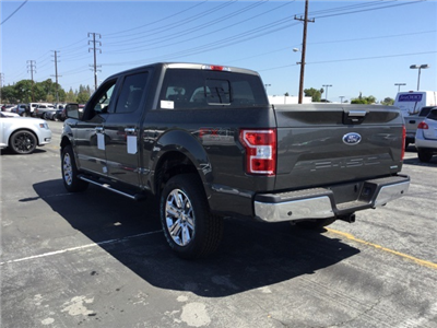 2018 F-150 SuperCrew Cab 4x4, Pickup #181069 - photo 2