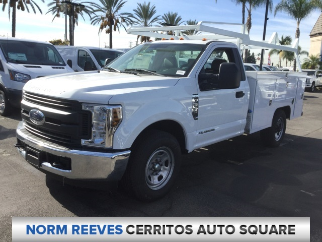 2018 F-350 Regular Cab 4x2,  Scelzi Service Body #181070 - photo 7